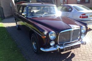 1969 ROVER P5b Saloon  Photo