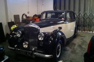Bentley mk6  Photo