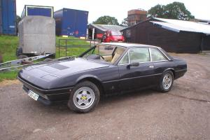 1989 FERRARI 412 WITH V8 CHEVY ENGINE AND ORIGINAL AUTO TRANSMISSION