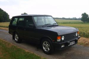 1994 RANGE ROVER CLASSIC TDI SE SOFT DASH NOT MANY LEFT LIKE THIS  Photo