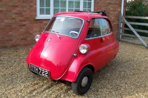 Isetta 300 LHD Taxed and Tested
