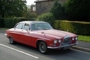 JAGUAR 420 G RED  Photo