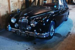 FAMOUS JAGUAR MK 2 3.8 MOD - USED IN ROXETTE