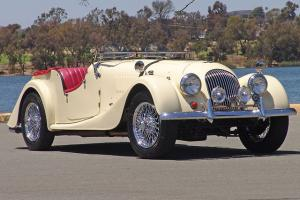 1960 Morgan Plus 4 Fully Restored Excellent Condition