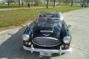 Austin Healey 3000 III BJ8 Photo