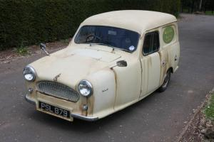 1961 Reliant Regal Mk VI van (1 of 3 left)