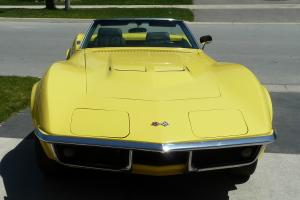 Chevrolet : Corvette L68 Photo