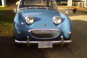 1974mg midget/bugeye sprite conversion Photo