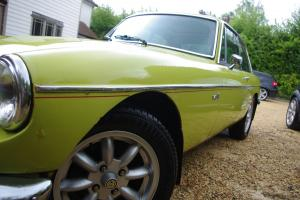 mgb gt v8 1974 tax exept very original