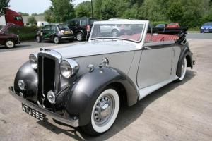 Daimler DB18 Drop Head Coupe  Photo