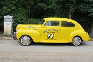 1940 Plymouth 2 dr Sedan, V8 Hot Rod - Hayride - Rockabilly