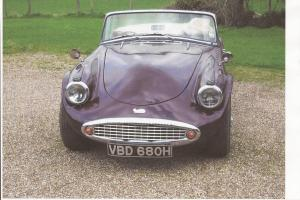 DAIMLER DART SP250 REPLICAR  Photo