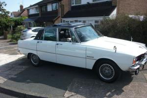 Rover 3500 P6 Auto very high Spec