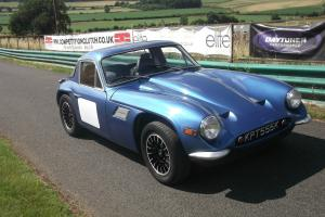 TVR TUSCAN V8 1971, ORIGINAL OWNER COMPETITION HISTORY CHASSIS NO. 2019/6