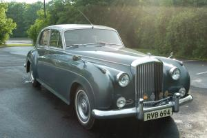 1956 Bentley S1 Saloon RHD