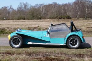 2002 Lotus Lotus 7 Evocation (Locost) Sports/Convertible 1700cc Petrol