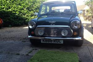 Classic Mini Cooper 1.3spi  Photo