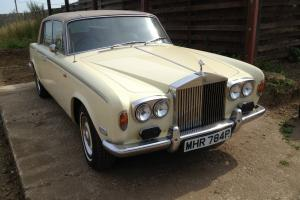 1976 Rolls Royce SIlver Shadow nice car with 12 month MOT