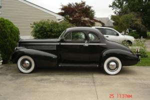 1938 lasalle opera coupe Photo