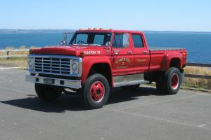 Ford F100 F250 F350 Buyers Take Note F600 Factory Built Crew CAB BIG Block Auto in Gippsland, VIC