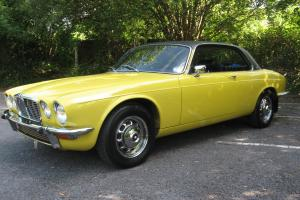 Jaguar XJ6 Series 2 XJC 4.2 Litre Coupe