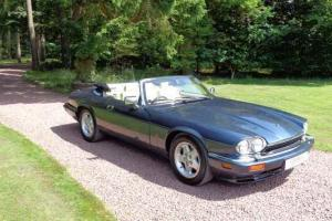 JAGUAR XJS 6.0L V12 CONVERTIBLE - VERY RARE