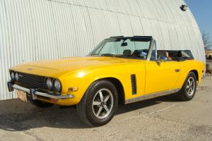 1974 JENSEN INTERCEPTOR CONVERTIBLE. 440, AUTO, A/C   TEXAS