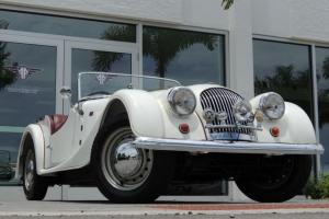 GARAGE KEPT 1961 MORGAN 4/4 IN SHOW CONDITION WITH 63K ORIGINAL MILES