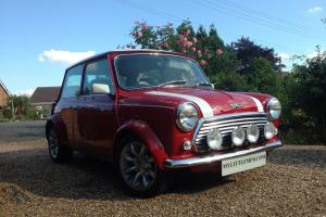 1998 classic mini cooper with sportspack