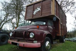 Bedford J Type Classic Barn Find