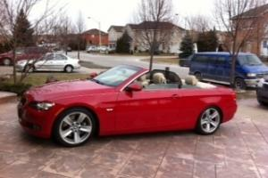BMW : 3-Series RED ON TAN INTERIOR