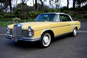 Mercedes Benz 300SE Coupe 4 Speed 1967 Australian Delivered Great History in Melbourne, VIC