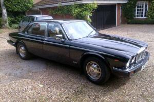 Daimler Sovereign 4.2 AUTO 1984 P/PLATE ONLY 63000 MLS 2 OWNERS FULL HISTORY