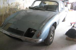 Lotus Elan plus2