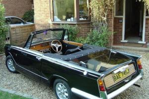 Triumph Vitesse Mk2 Convertable 1970  Photo