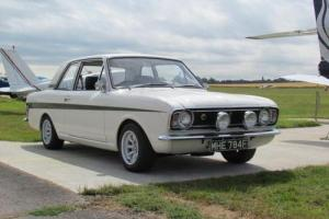 1970 F FORD CORTINA LOTUS CORTINA 2D
