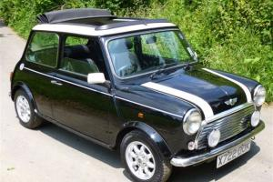2001 ROVER MINI COOPER MULTI-COLOURED