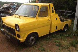 1972 MK1 FORD TRANSIT RECOVERY TRUCK - HISTORIC VEHICLE