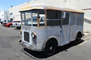 1948 Helms Bakery Divco Truck-A Rare and Collectable Piece of California History Photo