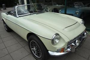 MGC Roadster, 0riginal 39000 from new, Unique  Photo
