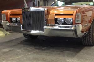 1972 LINCOLN CONTINENTAL MK4 ALL OFFERS CONSIDERED
