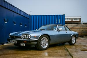 Jaguar XJS- Cabriolet  Photo