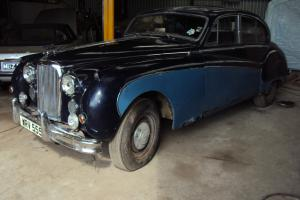 1961 JAGUAR MK IX FOR RESTORATION,3.8 LTR,NICE REG NO,COMPLETE CAR,DELIVERY POSS