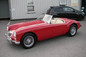 1962 MGA Mkll Roadster  Photo