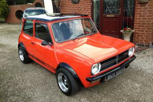 MINI 1275GT STUNNING LITTLE CAR RESTORED 6 YEARS AGO LONG MOT