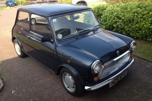1991 Rover Mini City E Auto 1000cc  Photo