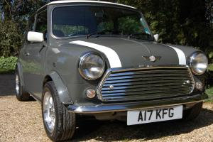 Mini Cooper 1997 MPI YUKON GREY
