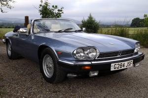 1989 Jaguar XJ-S V12 Convertible  Photo