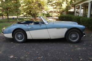 1963 Austin Healey 3000 BJ7 Photo