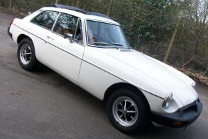 1979 MGB GT IN SUPERB UNRESTORED CONDITION  Photo